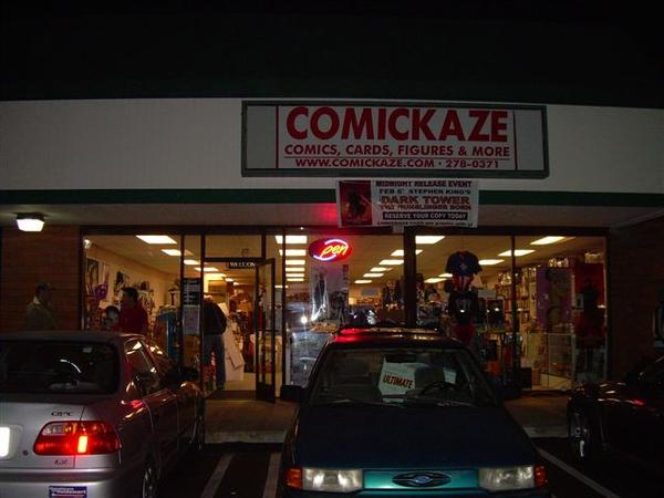 COMICKAZE Comics Books and More, 5517 Clairemont Mesa Blvd , Suite AB , San Diego, CA, 92117, USA